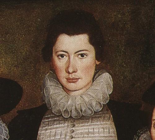 Maria More, 1593