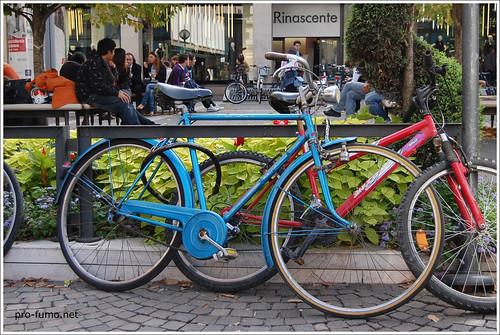 Antifurto per bici