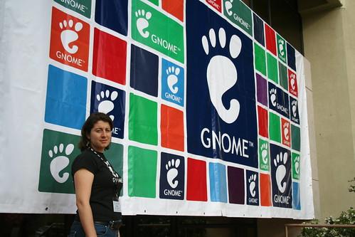 Gnome a escala humana