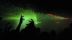 Digital Society - Thrillseekers (chebirchhayes) Tags: party night digital canon dark dance jump jumping hands energy widescreen leeds powershot nightclub event drugs laser rave euphoria moment society 169 trance lazer intensity clubland strobelight clubbers digitalsociety handsintheair flashinglights g9 canong9
