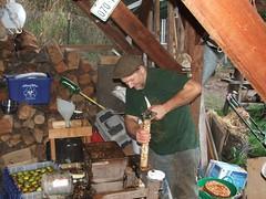 Cider Making 09