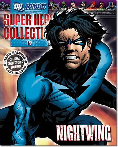 DC Comics Super Hero Collection: Nightwing