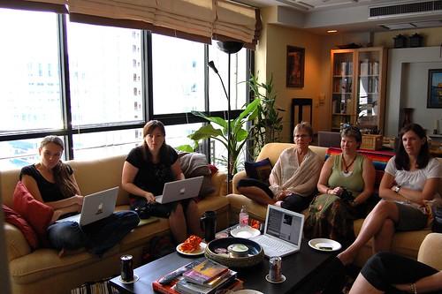K12Online LAN Party in Bangkok