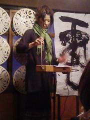 緑橋文化祭 - テルミン・ライヴ