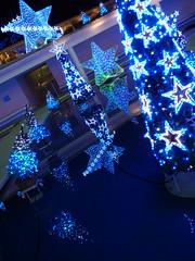 P1000508(iANight mode ISO400) (HAMACHI!) Tags: light japan night lumix tokyo illumination panasonic 2008 cameratest loadtest lx3 lalaporttoyosu lumixlx3 dmclx3