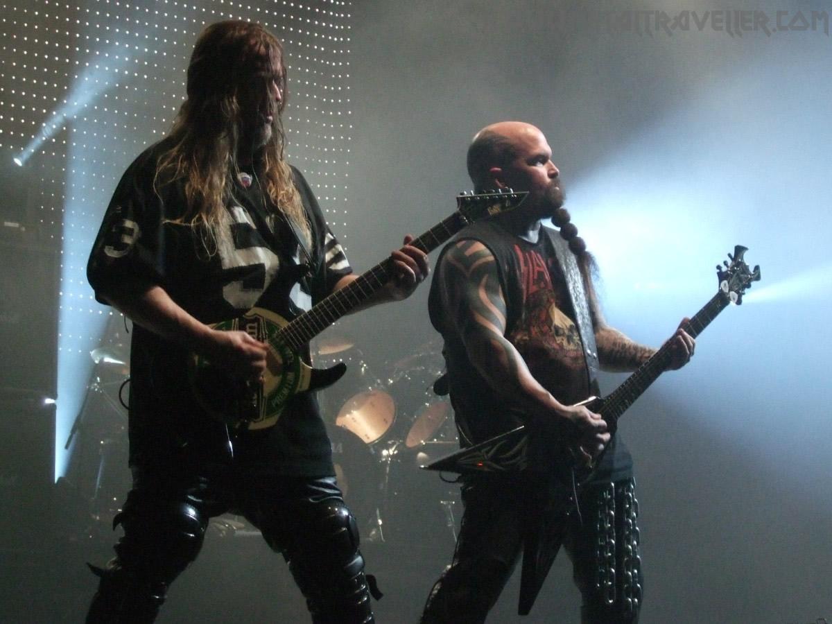 Slayer - Live In Germany 1985