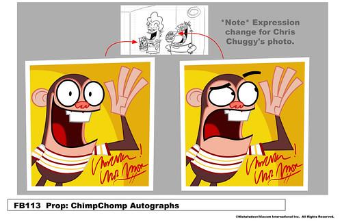 ChimpChomp Autographs