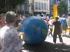 Walk Against Warming – Melbourne