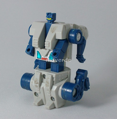 Transformers Rippersnapper G1 - modo robot (by mdverde)