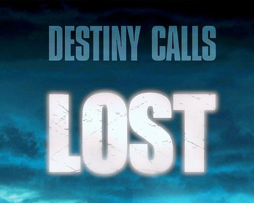 Lost Destiny Calls wallpaper