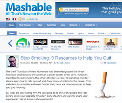 Great American Smokeout and 9 resources to quit smoking