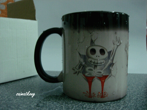 Personalized / Customized Magic Mug / Color Changing Mug