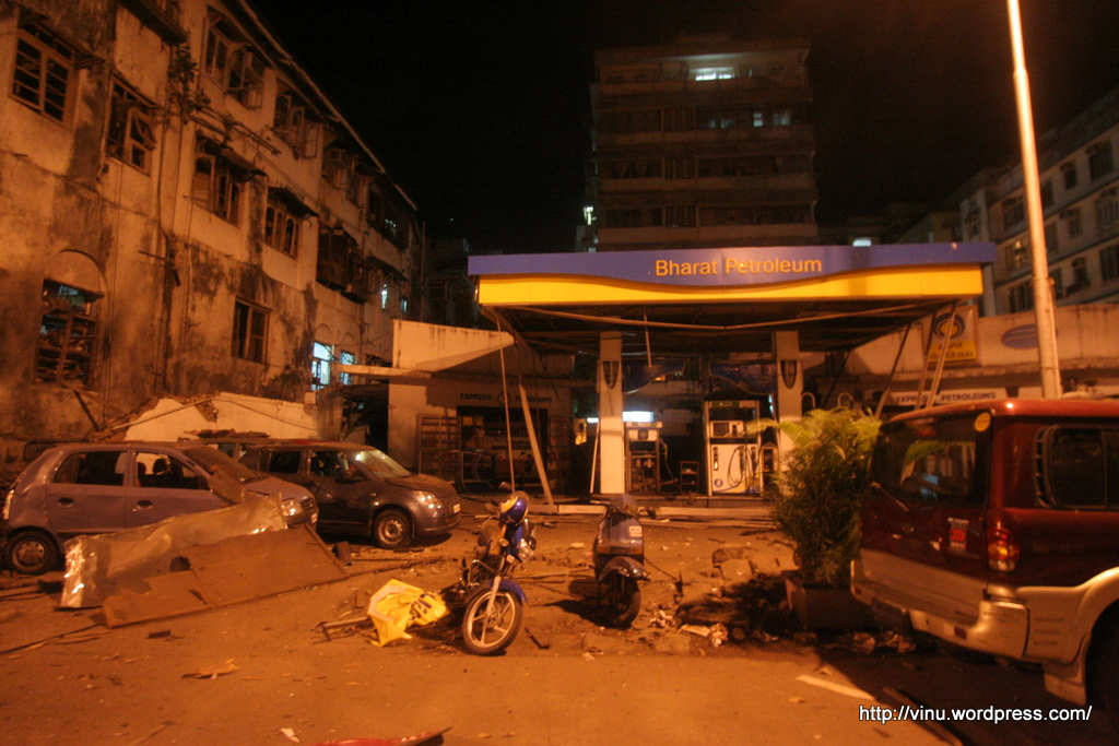 after bombay bomb blast