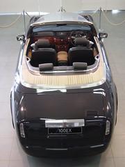Rolls-Royce 100 EX prototype (Autoscaph) Tags: rollsroyce 100ex
