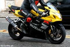 Suzuki GSX-R 750 (Ed Cunha Ph) Tags: red black sport yellow japan ja