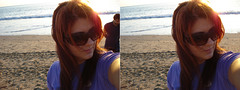Ni yo me aclaro... (LoliXi) Tags: sepia photoshop mar magic playa andalucia arena cadiz soledad está oceano magia fotográfico retoque chipiona borrar desaparecer desaparece