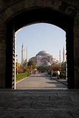 Hagia Sophia (Funky Chickens) Tags: turkey türkiye istanbul hagiasophia sophia constantinople hagia ayasofya trkiye
