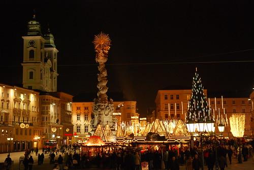 Main Square Linz / Austria