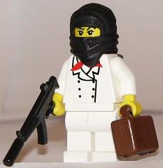 Bank Robber (kojman47) Tags: lego bank robber brickarms
