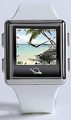 Digital Photo Frame Watch by momentimedia
