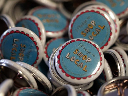 shop local buttons