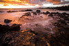 Beach 69 Sunset (jauderho) Tags: original canon hawaii us unitedstates 5d 2007 beach69 1635mm puako jauderho bigisland2007 jhoshow