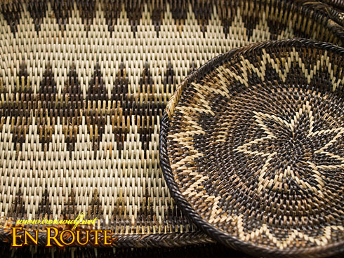 Kaaldawan Iraya mangyan crafts