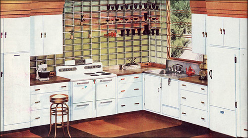 1936 Westinghouse Kitchen