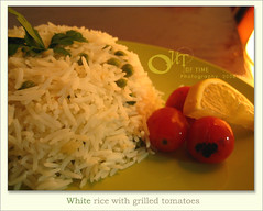 my cooking (ABOORY ) Tags: cooking rice tomatoes cook tasty لذيذ whiterice طعام طبخ رزابيض طماطممشوي مذاق طبخيانا