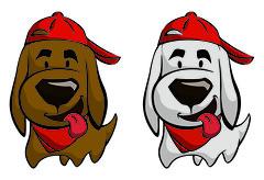 Fi-dos (Juan Pez) Tags: juan perro dibujo mascota caricatura fido paez