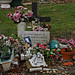 Mary Kelly Grave