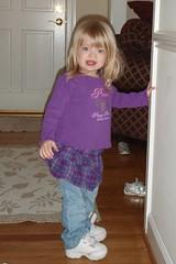 toddler fashion sense