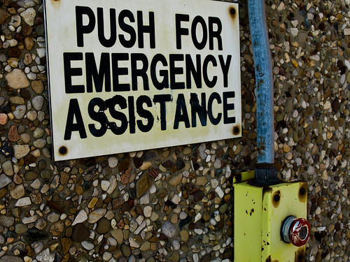 Emergency by C.J.Richey121, on Flickr