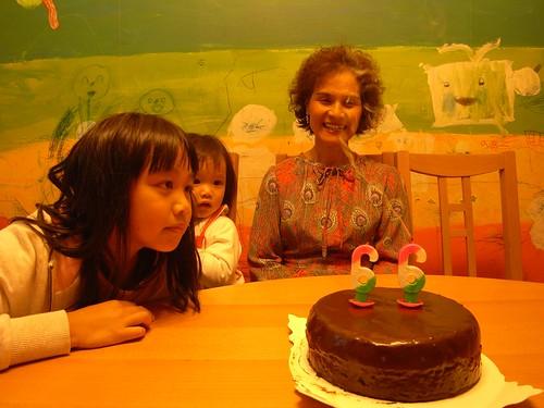 你拍攝的 17媽媽的66生日大壽。