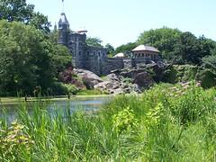Belvedere Castle (agent j loves nyc) Tags: newyorkcity centralpark belvederecastle sundayinthepark