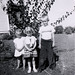 1951 Aug Barbara, Nelda, Brian Becker