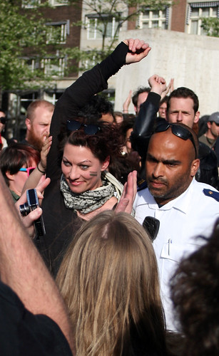 2592 Amanda Palmer in arrest shocker!