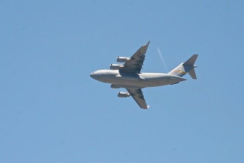 C-17 Globemaster Venice Beach Memorial Day