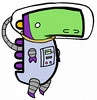 Space Dino Colour