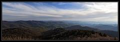 Cowee Mountains Overlook (FiddleFlix) Tags: blue panorama mountains nc view pano northcarolina ridge parkway photomerge cs5 coweemountainsoverlook