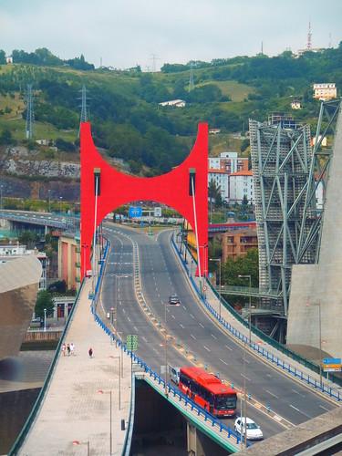 Puente de la Salve.Bilbao. Junio 2011 by Patmm1