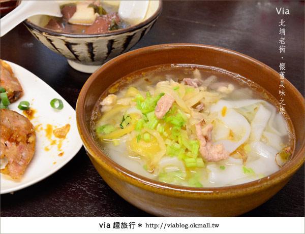 【新竹一日遊】北埔老街~在古廟舊巷內尋找專屬客家的美食22