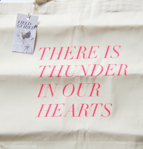 Thunder Tote Front