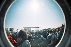 Gate queue (d-rad) Tags: travels groezrock groezrock2010