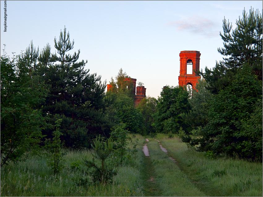 фото село озерное