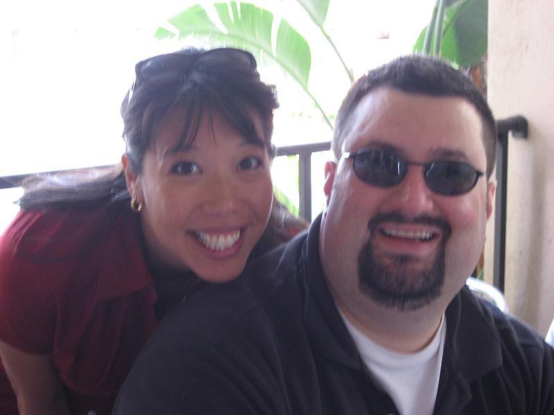 Vicki and Dave