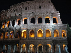 Colosseo by night (klausthebest) Tags: light italy rome roma building architecture night italia monumento edificio colosseum coliseum notte architettura luce romanempire italians lazio colosseo notturno cubism wonderworld blueribbonwinner imperoromano golddragon platinumphoto holidaysvacanzeurlaub romanbuilding theperfectphotographer goldstaraward edificioromano