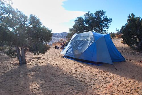 Camp #2 - Near Hanksville Utah