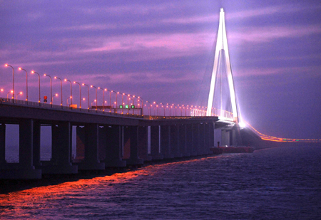 los puentes mas largos del mundo