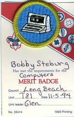 Computer Merit Badge